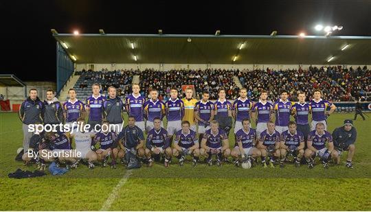 Ballymun Kickhams v Kilmacud Crokes - Dublin County Senior Football Championship Final