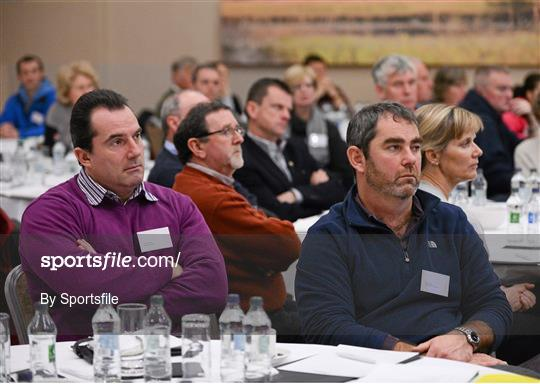 Code of Ethics & Good Practice for Children's Sport Information Day hosted by the Irish Sports Council