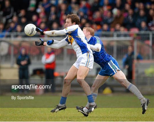 Errigal Ciaran, Tyrone v Ballinderry Shamrocks, Derry - AIB Ulster GAA Senior Football Championship Quarter-Final