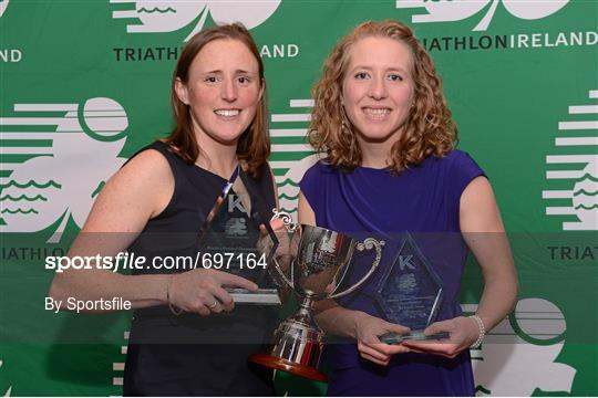 Triathlon Ireland Awards Dinner 2012