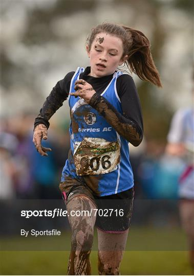 Woodie's DIY Juvenile and Inter Country Cross Country Championships