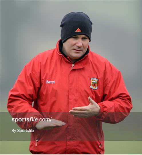 Leitrim v Mayo - Connacht FBD League Section B