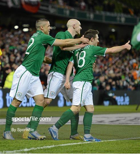 Republic of Ireland v Poland - Friendly International