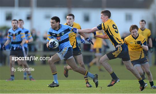 DCU v UCD - Irish Daily Mail Sigerson Cup Quarter-Final