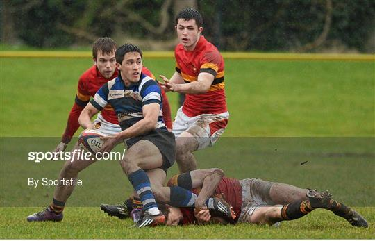 Crescent College Comprehensive v CBC Cork - Munster Schools Senior Cup Semi-Final