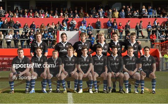 Crescent College Comprehensive v Rockwell College - Munster Schools Senior Cup Final