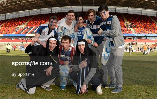 Crescent College Comprehensive v Rockwell College - Munster Schools Senior Cup Final