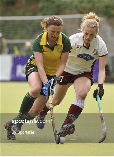 Loreto Hockey Club v Railway Union - Electric Ireland Irish Hockey League Women's Final