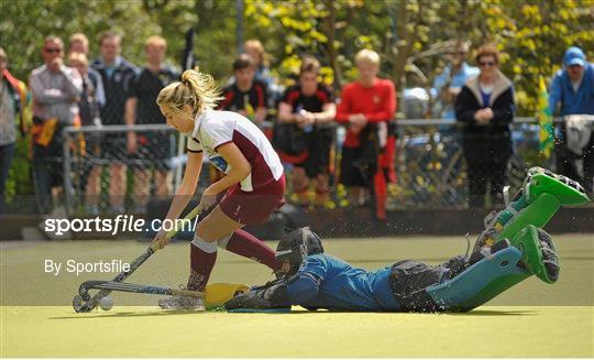 Sportsfile - Loreto Hockey Club v Railway Union - Electric