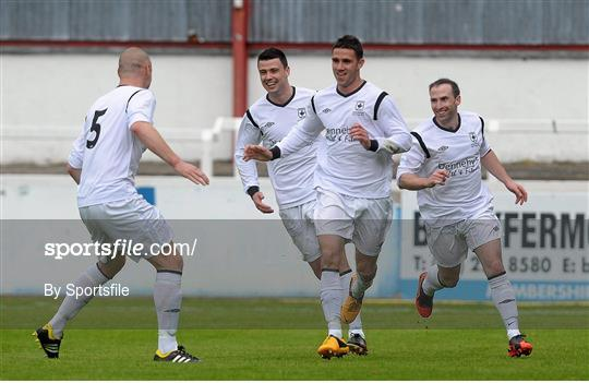 Bluebell United v Avondale United - FAI Umbro Intermediate Cup Final