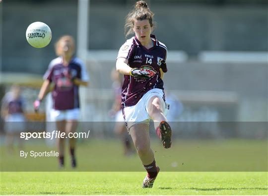 Kerry v Galway - TESCO HomeGrown Ladies National Football League Division 2 Final