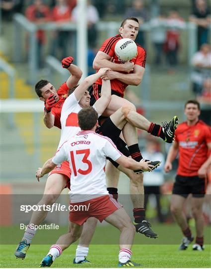 Derry v Down - Ulster GAA Football Senior Championship Quarter-Final