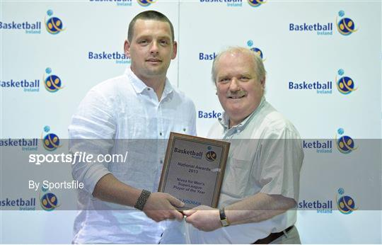 Basketball Ireland Annual Awards 2012/2013