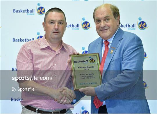 Basketball Ireland Annual Awards 2012/2013